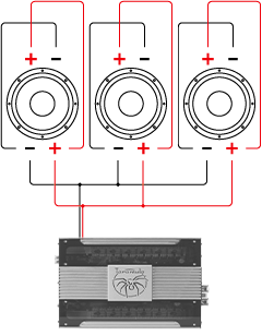 Subwoofer Wire Diagram Soundstream